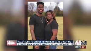 Lee's Summit family mourns Washburn football player shot, killed in Topeka [Video]