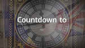 Countdown to Brexit: 185 days until Britain leaves the EU [Video]