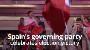 Spain election: Socialists win, but far-right makes big gains [Video]