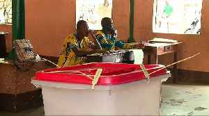 Voter turnout low in Benin parliamentary elections [Video]