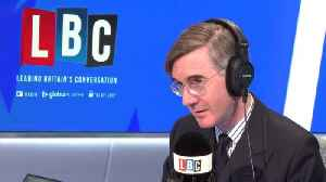 Security Council Leak 'Trivial' In Comparison To Huawei Involvement In UK Telecoms, Jacob Rees-Mogg Says [Video]