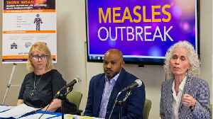 L.A. Colleges Quarantined For Measles [Video]