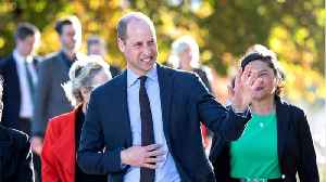 Prince William Jokes About Royal Baby In New Zealand, Harry Makes Surprise Appearance [Video]
