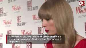 Taylor Swift went to 'cat school' for film role [Video]