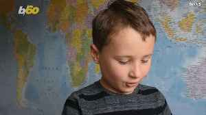 This Boy Knows More About Maps Than Most People [Video]