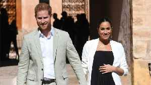 Meghan Markle To Eschew Tradition With Birth Of Her Baby [Video]