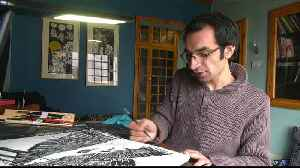 A Kashmiri graphic novelist dreams of peace [Video]