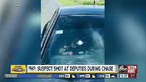 Troopers arrest Florida man for shooting at, intentionally driving stolen truck at deputies [Video]
