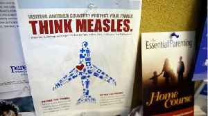 U.S. Has Recorded 704 Cases Of Measles This Year, Which Is A 25-year-High [Video]