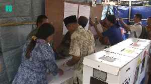 Indonesia Election Workers Die [Video]