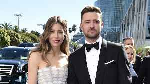 Justin Timberlake & Jessica Biel Hit The Golf Course With Son Silas [Video]