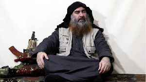 ISIS Releases Video Of Man Said To Be Leader Abu Bakr Al-Baghdadi