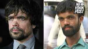 Peter Dinklage's doppelgänger is a waiter in Pakistan [Video]