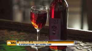 Savage@Woodcock Winery in Wilson [Video]