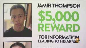 Police Search For Teen Murder Suspect [Video]