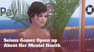Selena Gomez Tries To Balance Career And Her Mental Health [Video]