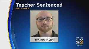 Ex-Bible Study Teacher In Westmoreland Co. Sentenced For Soliciting Sex From Minor [Video]