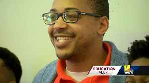 Mr. K gets Baltimore City Teacher of the Year award [Video]