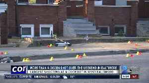 Neighbor recounts moments after West Baltimore cookout shooting [Video]