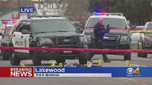 Man With Knife Shot By Lakewood Officer [Video]