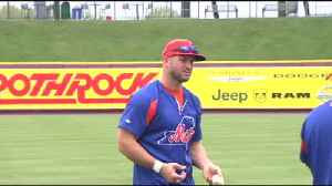 Tebow In Town To Play Pigs [Video]