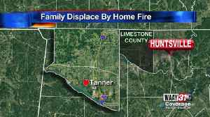 Neighbors helping Tanner family whose home was destroyed by fire [Video]