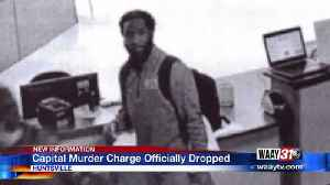 Capital Murder Charge Dropped [Video]