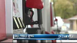 Gas prices continue to climb in 2019 [Video]