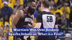 A Controversial Warriors Game Call Sparks Debate [Video]