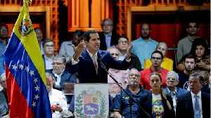 Spain Denounces Any Military Coup & Calls For New Venezuelan Election [Video]