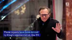Larry King Did Not Have Heart Attack Despite Reports [Video]