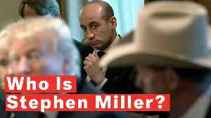 Who Is Stephen Miller? [Video]