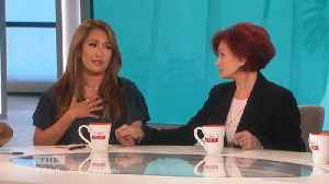 The Talk - Carrie Ann Inaba Emotional Sharing Struggles with Autoimmune Condition, 'I feel shame' [Video]