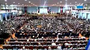 Afghan president opens grand assembly, final push for Taliban peace talks [Video]