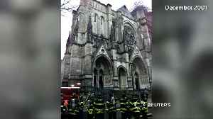 Lack of builders could slow Notre Dame restoration [Video]