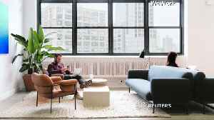 Coworking company WeWork files for IPO [Video]