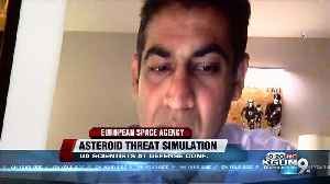 UA scientists prep for simulated meteor threat [Video]