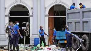 Sri Lanka Bans Groups Suspected to Be Behind Attacks [Video]