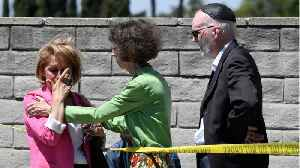 Six Months After Pittsburgh, 1 Dead, 1 In Custody After California Synagogue Shooting [Video]