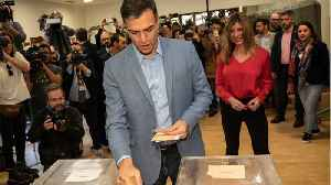 Spain Votes In Hotly Contested Election [Video]
