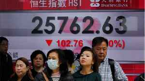 Asian Shares Up [Video]