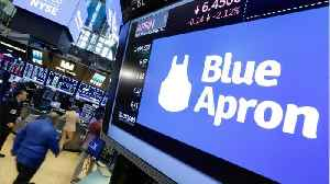 Blue Apron Has Dropped 90% Since Going Public [Video]