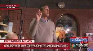 Beto O'Rourke says 12 years remain til end of the world [Video]