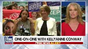 Kellyanne Conway on Ocasio-Cortez's silence on Sri Lanka attack [Video]