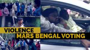 Analysis I Violence mars W.B voting; and can BJP score in Mamata's turf? [Video]