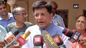 LS Elections 2019: 'Modi wave has overtaken the country,' says Piyush Goyal [Video]