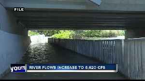 Boise River flows to increase to 6,620 cfs by Tuesday afternoon [Video]