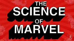 Revealing the REAL science behind the Marvel Cinematic Universe! [Video]