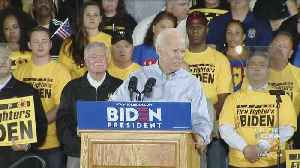 Joe Biden Kicks Off 2020 Campaign With First Rally In Pittsburgh [Video]