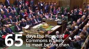 Countdown to Brexit: 184 days until Britain leaves the EU [Video]